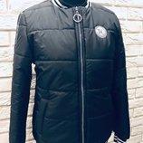 Куртка-Бомбер Модель Ткань плащевка «лаке» на синтепоне плотностью 100 на подкладке