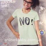 Детская футболка Pepperts на девочку 6-8, 10-12 лет, рост 122/128, 146/152