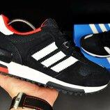 Кроссовки Adidas ZX 700 dark blue 37-41р