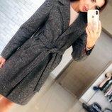 женское шерстяное пальто Лана в разных цветах пх 548