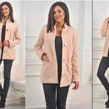 Пальто кашемировое Модель А-252 Стильное укорочённое кашемировое пальто, тренд этого сезона. Застеги