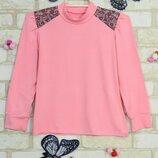 Стильная блуза для девочек, отличное качество