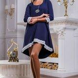 Платье 4 цвета 42,44,46,48 размеры