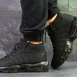 Кроссовки подростковые Nike Air Max 95 Sneakerboot 37-41
