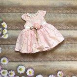 Платье с фатиновым подьюбником