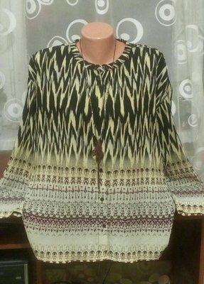Шикарная Кофта Блуза Туника Блуза Бренд NU DENMARK