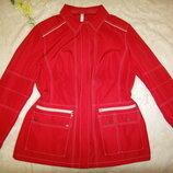 Немецкая стильная куртка ветровка р. 50-52 46 в идеале