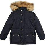 Аlive Германия Новая демисезонная куртка р.140 черная