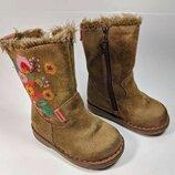 Демисезон сапоги сапожки чобітки чоботи M&S Walkmates