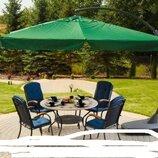 Зонт садовый основа Patio 3x3 м. Польша. М.