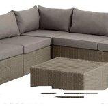 Комплект мебели угловой CALIPSO 5-местный. Польша. М