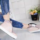 Женские шикарные ботинки натуралка