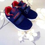 Снижении цены Новые фирменные кроссовки для мальчика Тм Солнце Отзывы