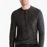 Фирменный свитер c&a германия р.s.m.l.