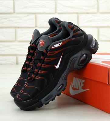 4a8231fd Мужские кроссовки Nike Air Max TN Plus Black Red Grey: 1120 грн ...