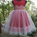 Платье детское нарядное платье лолита - Размеры 80-134