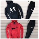 Стильные мужские спортивные костюмы известных брендов XS-XXL Много расцветок