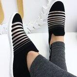 мокасины Обувной Текстиль Очень Легкие И Удобные Яркие Стразики