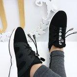 кроссовки Очень Удобные Обувной Текстиль подошва 3,5 -2 см