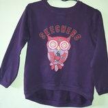 Свитшот на байке Skechers девочке 8-9 лет