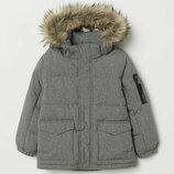 Куртка H&M на мальчика евро-зима демисезон
