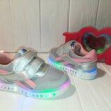 Стильные кроссовочки для девочек