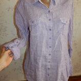 блузка льняная стильная модная р14 Per Una