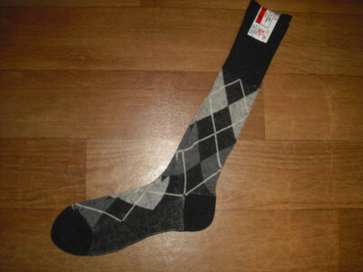 Мужские шерстяные носки размер 39-46