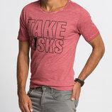 Мужская футболка Lc Waikiki / Лс Вайкики Take Risks