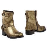 Кожаные ботинки ботильоны 40 р. 26 см. Испанская роскошь от Lola Cruz