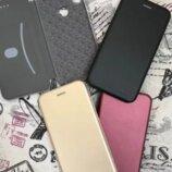 Чехол-Книжка xiaomi samsung huawei meizu iphone широкий модельный ряд bfdcce1991a2c