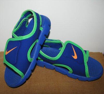 Сандалии босоножки брендові Nike Оригінал Індонезія р.25 стелька 15,5 см