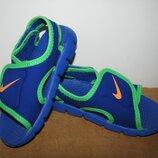 Сандалі босоніжки брендові Nike Оригінал Індонезія р.25 стелька 15,5 см