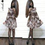 Женское платье, размер 42-48