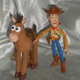 шикарный набор фигурок История игрушек Toy Story Disney/Pixar Mattel Сша оригинал