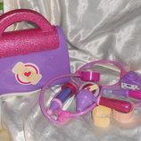 чемодан с аксессуарами доктора Плюшевой Doc McStuffins Disney Сша оригинал