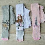 Детские демисезонные колготки колготы на девочку фирмы Katamino Турция