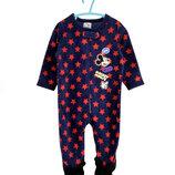Флисовый человечек Disney baby р.74-92
