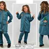 Ангоровый спорт костюм для девочек.