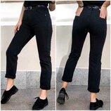 Джинсы бойфренды размер 27,28,29,30,31,32 Ткань джинс, не тянутся