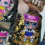 Красивый яркий рюкзак с лол lol в наличии большой выбор