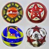 Мяч футбольный C34161 Пвх, лазерный рисунок