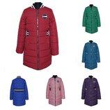 Демисезонное пальто для девочки Глюкоза, р.134-152