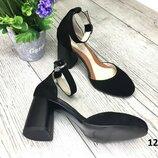 Женские открытые туфли ,замшевые босоножки женские,замшевые туфли на каблуке