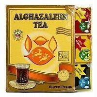 Черный чай ALGHAZALEEN TEA с пробниками 450гр подарок 3 25 г Премиум класс