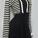 Тёплое платье и кофта болеро Nurum Турция