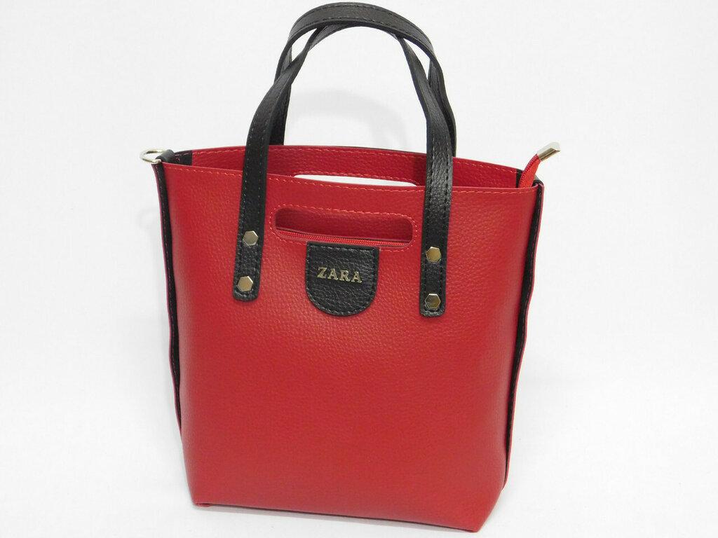 310f23a60ebd Стильная сумка Zara: 525 грн - молодежные сумки в Днепропетровске (Днепре),  объявление №20669142 Клубок (ранее Клумба)