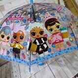 Зонт детский Lol