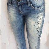Итальянские джинсы Murro Jiano