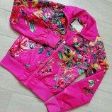 Суперовая Куртка ветровка Для Модной Яркой Красотки Blu Deise